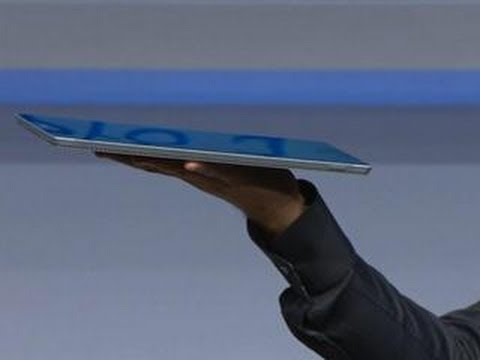 CNET News – Microsoft reveals thinner, faster Surface Pro 3 tablet