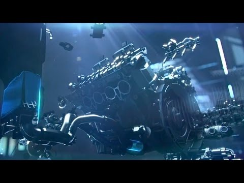 CNET On Cars – Car Tech 101: Inside dry-sump systems