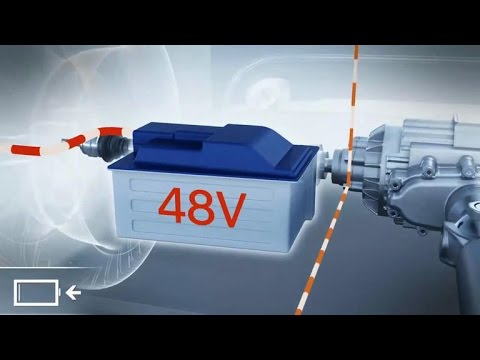 CNET On Cars – Car Tech 101: The move to higher-voltage electrical systems