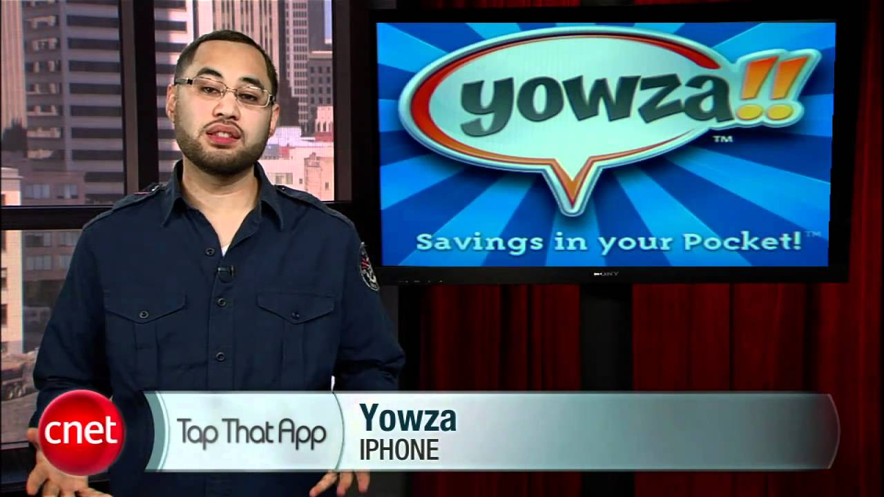 CNET Tap That App: Holiday shopping apps