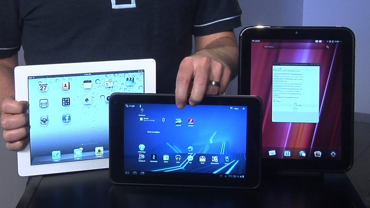 CNET Tech Review: 2011 Year in review
