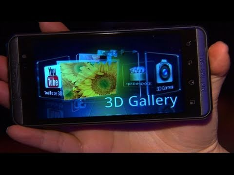 CNET Tech Review: 3D in your pocket