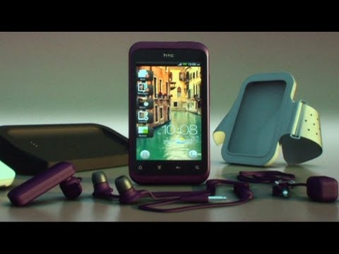CNET Tech Review: HTC busts a Rhyme