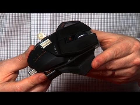 CNET Tech Review: R.A.T. spells mouse