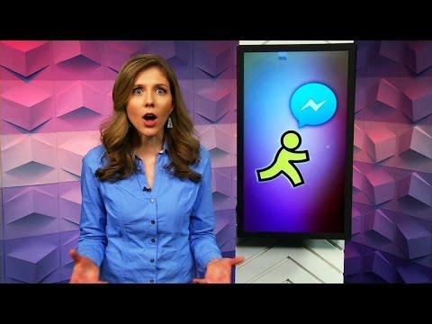 CNET Update – Facebook brings back the away message