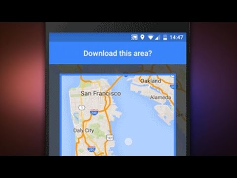 CNET Update – Google Maps now gives directions offline