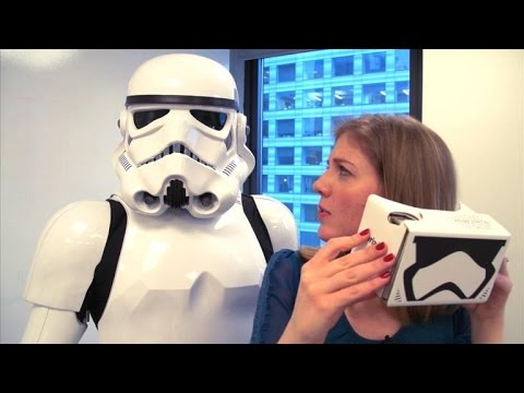 CNET Update – Star Wars in VR: These are the Google Cardboards you're looking for