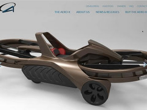 Crave – Coming soon: Commuting via Aero-X hoverbike, Ep. 160
