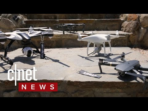 Drone Air Traffic Control Wants to Tame the Sky