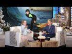 Ellen Meets an Unforgettable Kid Surfer