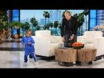 Five-Year-Old Tavaris and His Terrific Moves Are Back!
