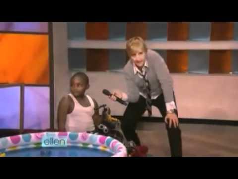 Funniest Kid On Ellen EVER