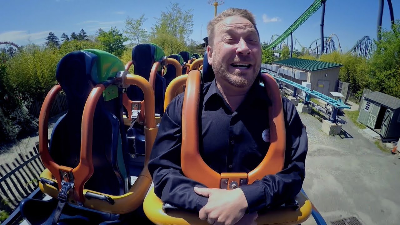 Get To Know America's Fastest Roller Coaster