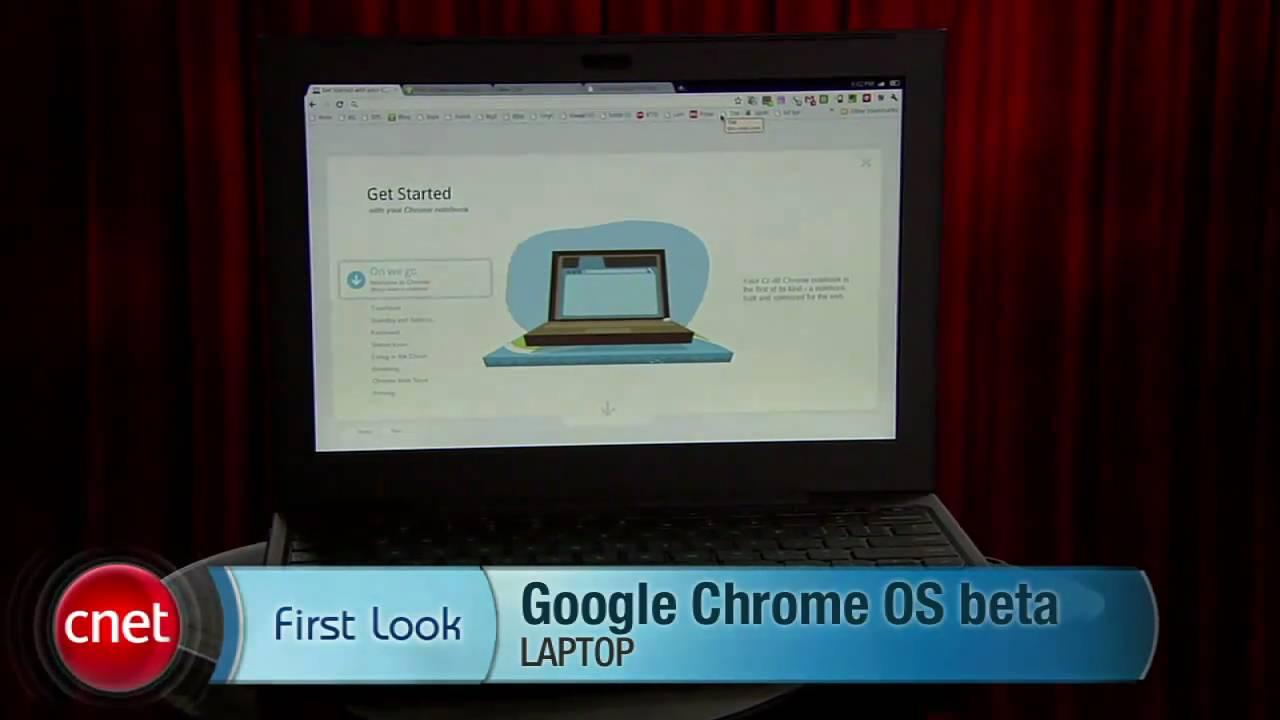 Google unleashes Chrome OS beta