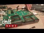 Hackers target 30 voting machines at Defcon