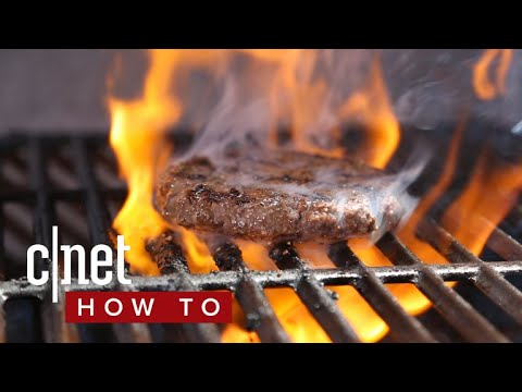 Here's how to clean your grill safely