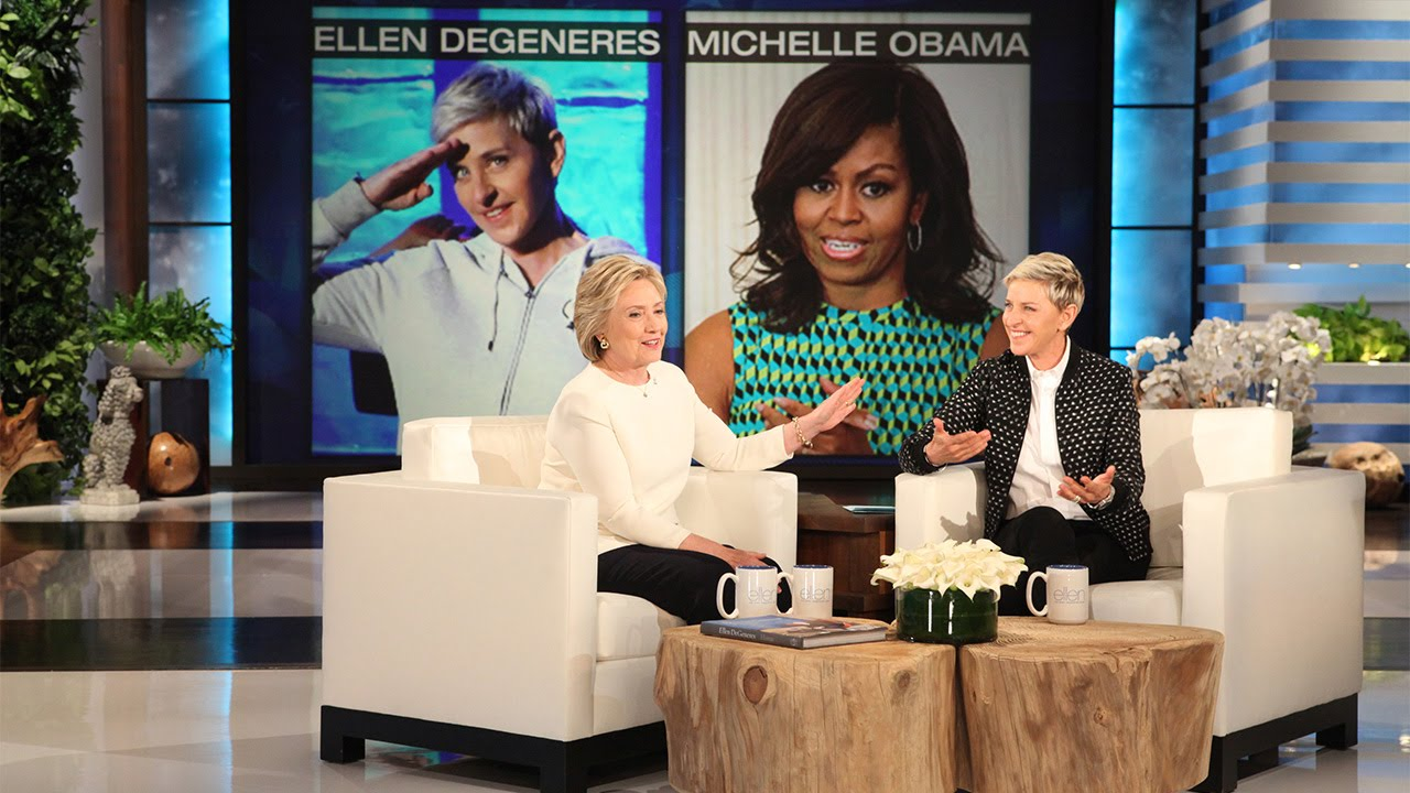Hillary Clinton Plays Who'd You Rather?