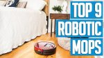 iRobot's Scooba 450 - This robo mop makes a solid floor scrubber