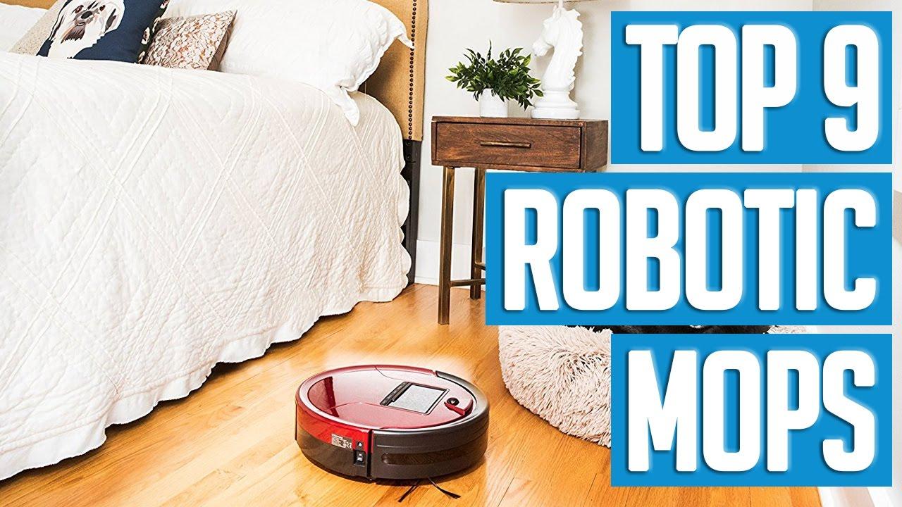 iRobot's Scooba 450 – This robo mop makes a solid floor scrubber