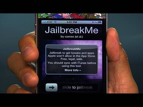 Jailbreak your iPhone or iPod Touch – CNET How to