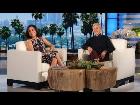Julia Louis-Dreyfus on Martha Stewart and Whale Sharks