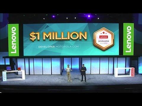 Lenovo announces $1 million prize to Moto Mods developers (CNET News)