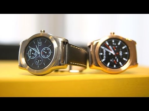 LG Watch Urbane smartwatch snazzes up Android Wear with glossy metal