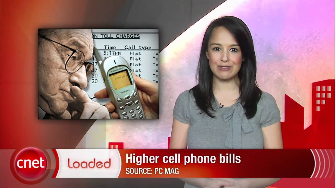 Loaded: Taxes–why your cell phone bill is so high