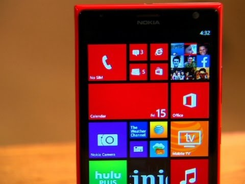 Lumia 1520 brings quad-core to WinPho