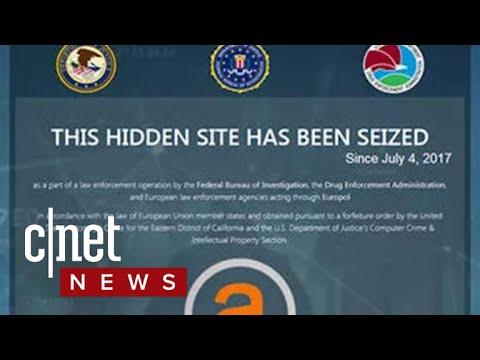 Major dark web shutdown, YouTube fights extremist content