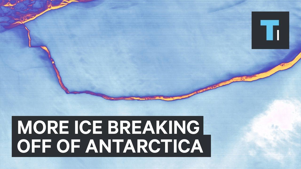 More ice is about to break off of Antarctica — and it's what scientists feared most