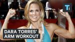 Olympic swimmer Dara Torres' ultimate 3-minute arm workout