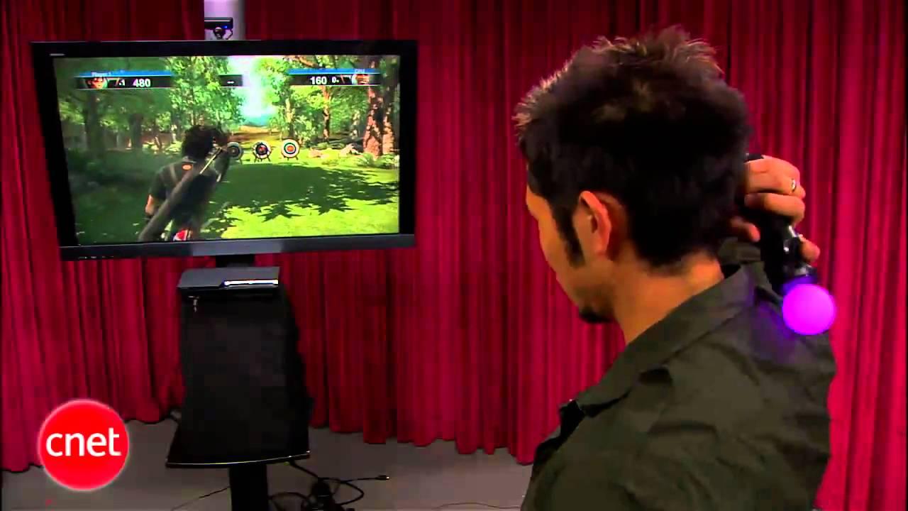 PlayStation Move vs. Microsoft Kinect – Prizefight