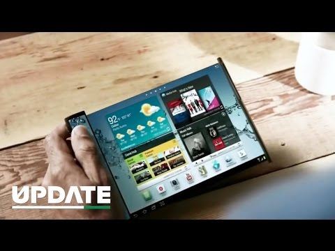 Samsung to introduce bendable phones in 2017, says report (CNET Update)