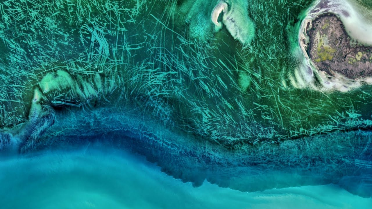 See How Ice Can Scar The Ocean Floor Enough To Be Seen From Space