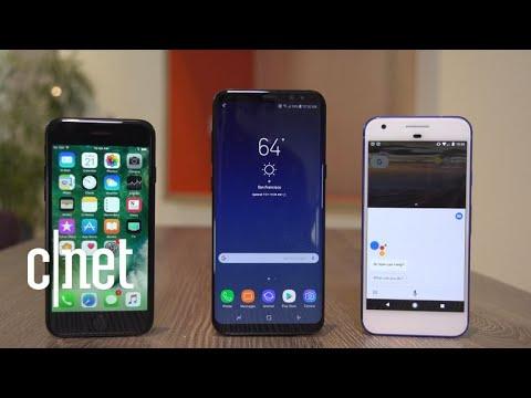 Siri vs. Google Assistant vs. Bixby