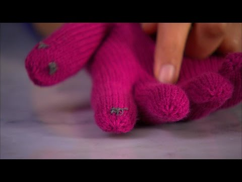 The Fix – Make any gloves work with touchscreens