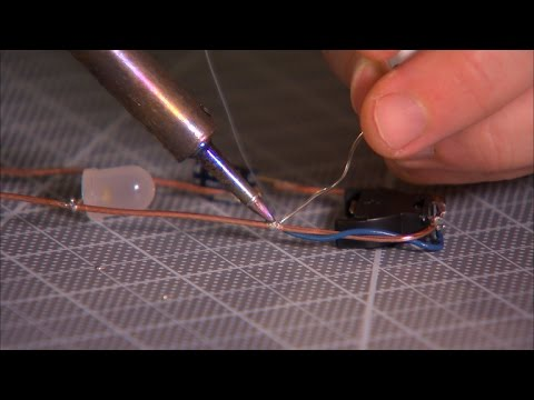 The Fix – Make your own LED lamp