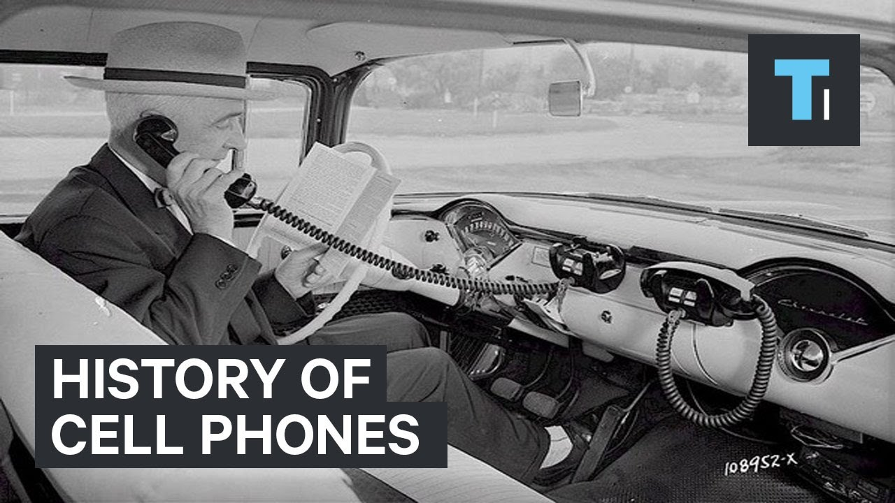 The history of cellphones and how drastically they've changed