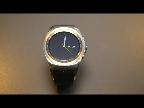 The LG Watch Urbane LTE is a big, attractive, feature-stuffed smartwatch