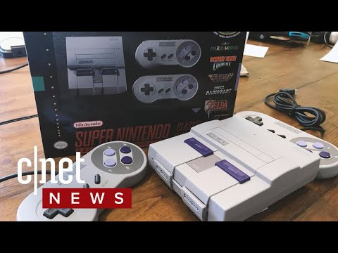 The Super NES Classic Will be This Year's Gift to Get