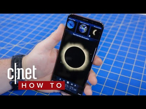 4 apps to help you watch the solar eclipse (CNET How To)