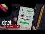 5 new Firefox features for your iPhone