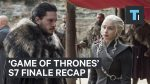 6 details you might have missed on the season 7 finale of 'Game of Thrones'