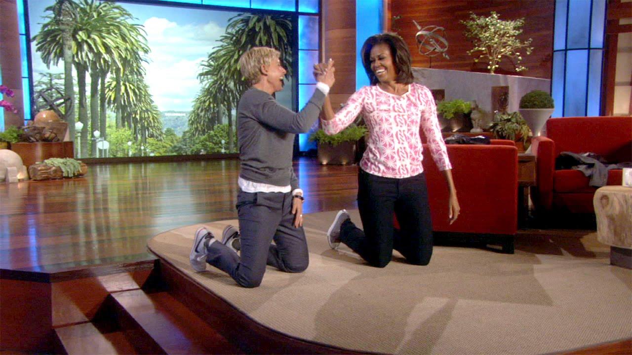 A Ton of Ellen's Favorite Moments