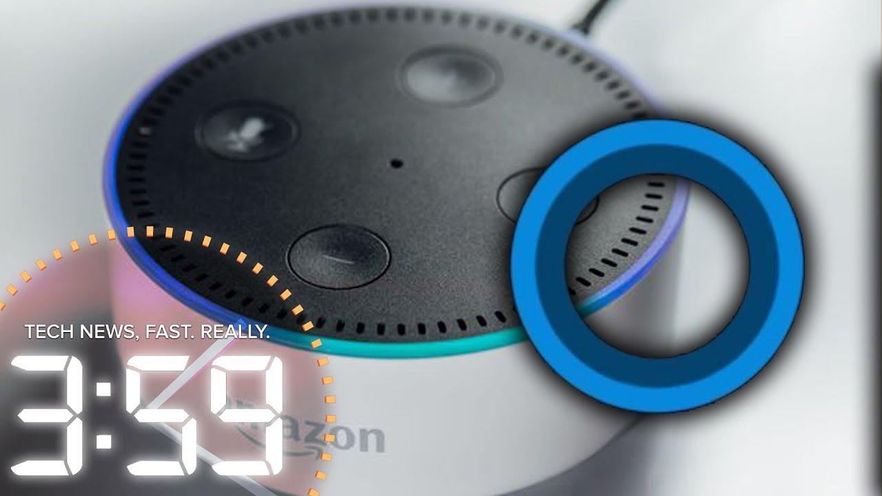 Amazon's Alexa and Microsoft's Cortana are friends now (The 3:59, Ep. 276)