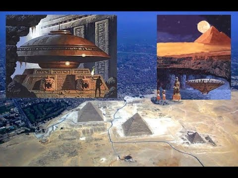 Ancient Metropolis Hidden Under Giza?