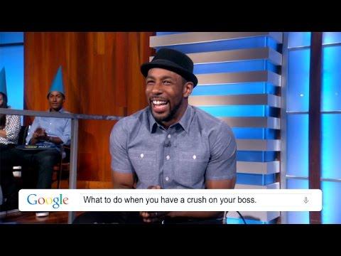 Breaking News on Ellen's Show