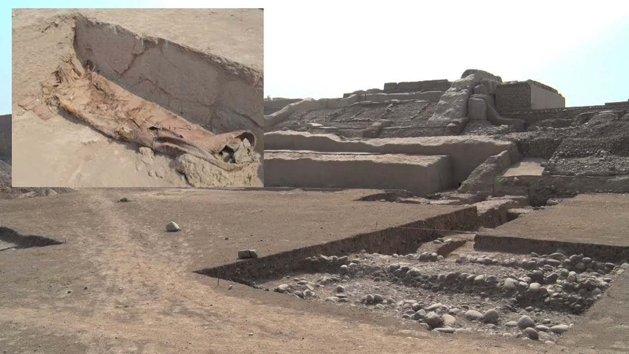 Chinese Skeletons Found in Ancient Peruvian Pyramid