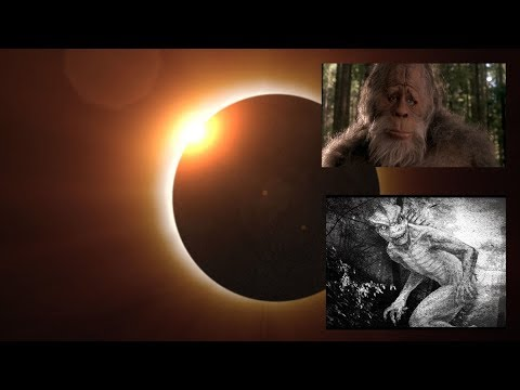 Could Lizard Man emerge during eclipse? SC agency says to remain ever vigilant